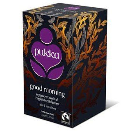 Pukka Good Morning Tea