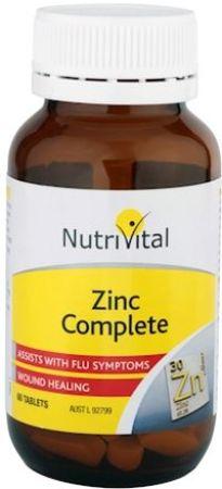 Nutrivital Zinc Complete
