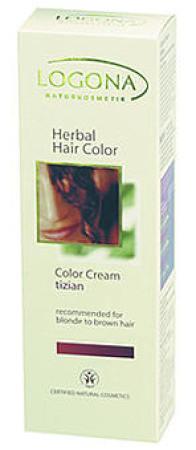 Logona Herbal Hair Colour Cream Tizian