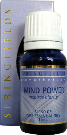 Mind Power Springfields Essential Oil Blend