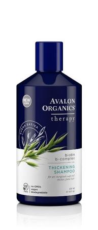 Avalon Organics Biotin B Complex Thickening Shampoo