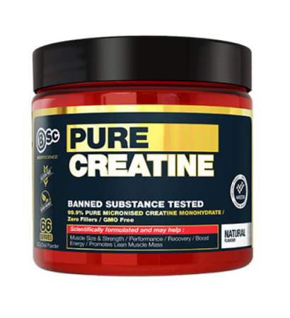 BSc Body Science Micronised Creatine