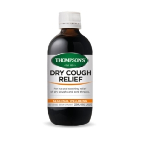 Thompsons Dry Cough Relief
