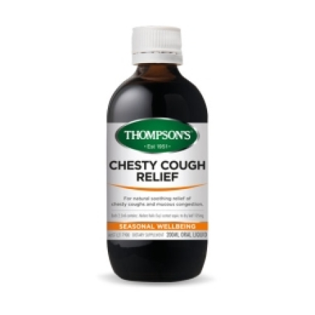 Thompsons Chesty Cough Relief