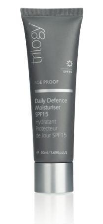 Trilogy Age Proof Daily Defence Moisturiser