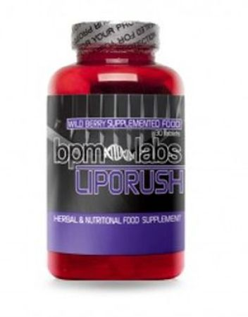 BPM Labs LipoRush Tablets