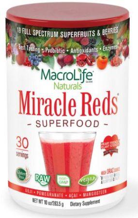 Macro Life Miracle Reds