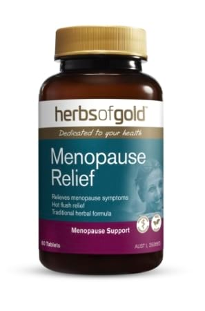 Herbs of Gold Menopause Relief