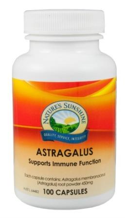Nature`s Sunshine Astragalus