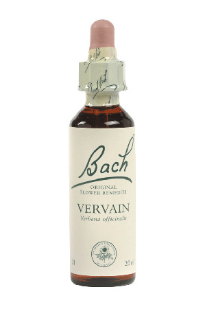 Vervain - Bach Flower Remedies