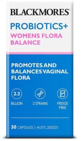 Blackmores Probiotics Plus Womens Flora Balance