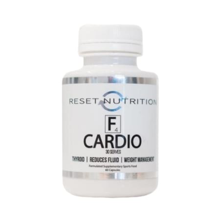 Reset Nutrition F Cardio