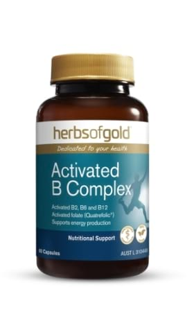Herbs of Gold Activated B Complex