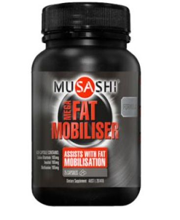 Musashi Fat Metaboliser