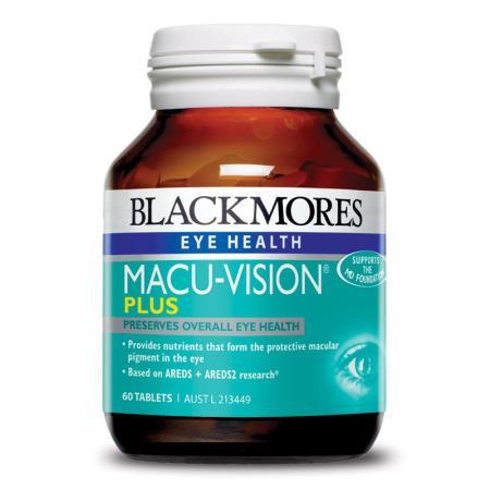 Blackmores Macu-Vision Plus