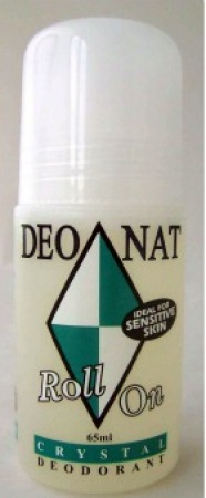 Deonat Natural Crystal Roll On Deodorant