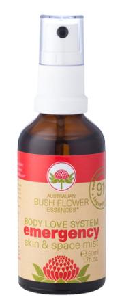 Aust. Bush Flower - Emergency Essence Mist