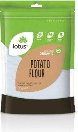 Lotus Organic Potato Flour