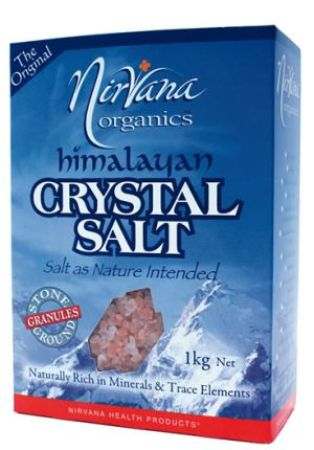 Nirvana Crystal Salt Granules