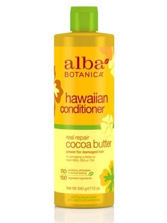 Alba Botanica Hawaiian Conditioner Real Repair Cocoa Butter