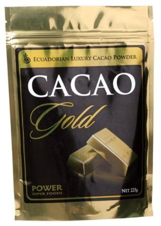 Equadorian Cacao Gold Powder