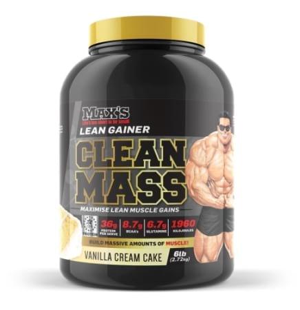 Max`s Clean Mass