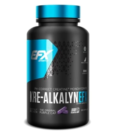 EFX Sports Kre-Alkalyn EFX Ph Correct Creatine Monohydrate