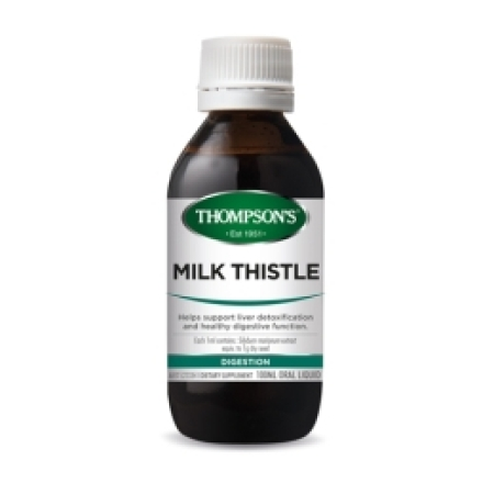 Thompsons Milk Thistle
