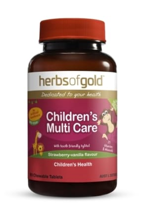 Herbs of Gold Childrens Multi Care