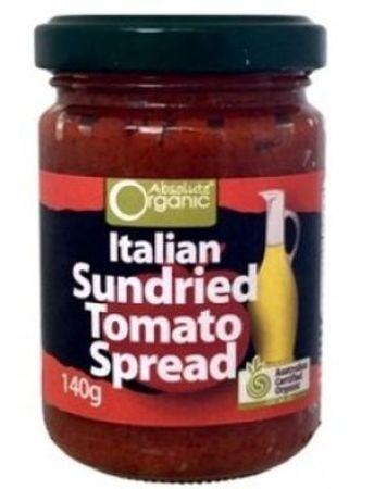 Absolute Organic Italian Sundried Tomato Spread