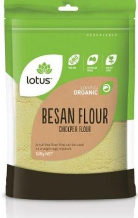 Lotus Organic Besan Flour