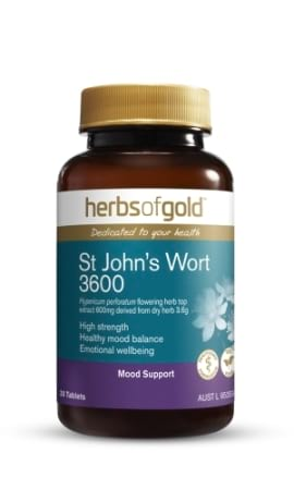 Herbs of Gold Extra Strength St John`s Wort
