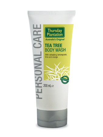 Tea Tree Body Wash Thursday Plantation