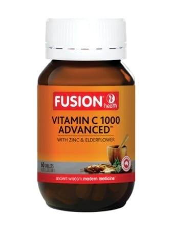 Fusion Health Vitamin C 1000