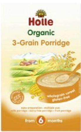 Holle Organic 3 Grain Porridge