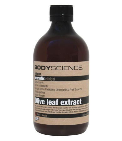 BSc Body Science Immufix Clinical Olive Leaf Extract