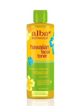 Alba Botanica Hawaiian Facial Toner Hibiscus