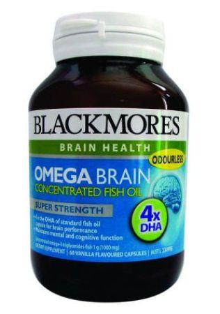 Blackmores Omega Brain 4 DHA