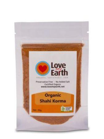 Love My Earth Organic Shahi Korma
