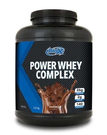 Biox Power Whey Complex 2.27 kg