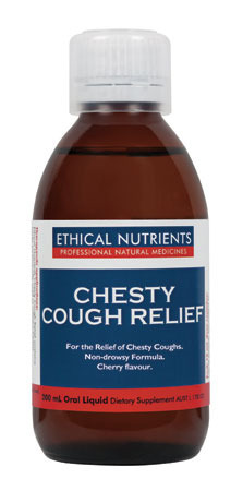 Ethical Nutrients Chesty Cough Relief