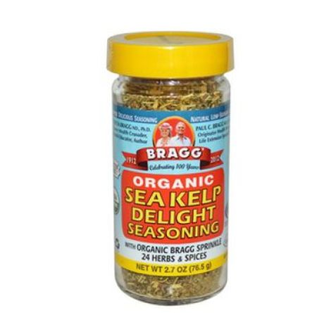 Bragg Sea Organic Kelp Delight Seasoning