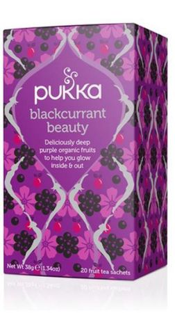 Pukka Tea Blackcurrant Beauty