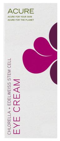Acure Organics Chlorella Edelweiss Stem Cell Eye Cream