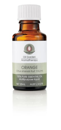 Oil Garden Orange Essential Oil