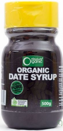 Absolute Organic Date Syrup