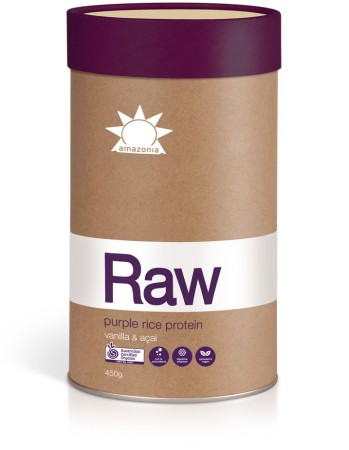 Amazonia RAW Purple Rice Protein