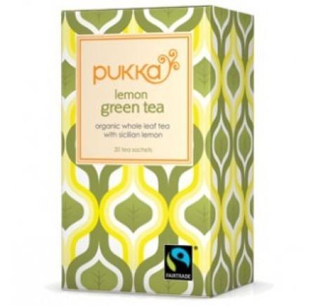Pukka Lemon Green Tea