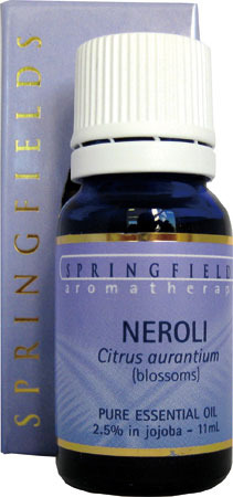 Neroli Springfields Essential Oil