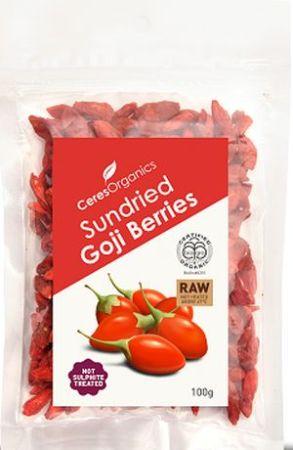 Ceres Organics Sundried Goji Berries